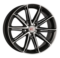 литые диски 1000 MIGLIA MM1007 Dark Anthracite Polished