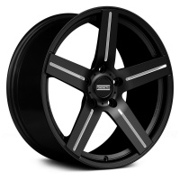 литые диски Fondmetal STC01 Matt Black Milled