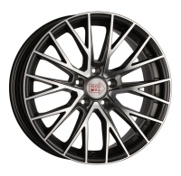 литые диски 1000 MIGLIA MM1009 Dark Anthracite Polished