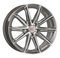 литые диски 1000 MIGLIA MM1007 Silver Gloss Polished