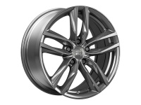 литые диски 1000 MIGLIA MM1011 Dark Anthracite High Gloss